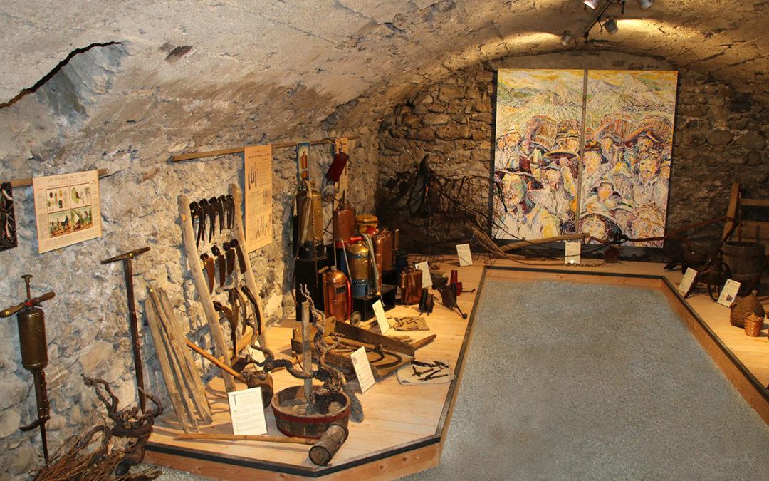 Le 14 décembre, fêter Noël au Musée du vigneron