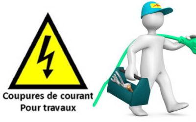 Attention, Coupures de courant le 28 mai !!!