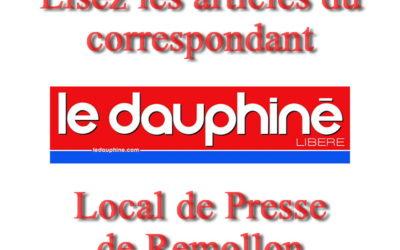En direct avec notre correspondant auprès du journal le Dauphiné